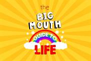 Guide to life: campaign won an Emmy for work with Netflix's Big Mouth