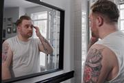 Lynx brings tattoos to life to promote ink-enhancing shower gel