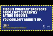 McVitie's: campaign set to run for three months