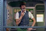 H&M: Adrien Brody stars in Wes Anderson's Christmas campaign for H&M