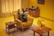 AA: ad stars Tukker the dog