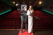 EE unveils Roboselfie for BAFTAs 2017