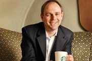 Ian Cranna: vice-president of marketing at Starbucks UK