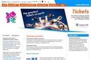 Olympic ticket resale site reopens