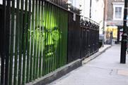 Amnesty campaign: Mentalgassi's image of Troy Davis