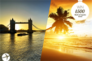 Expedia: collating Christmas pictures to inspire travel ideas