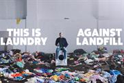Ecover creates dramatic clothing landfill in campaign targeting fashion community