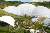 Eden Project: mobile ticketing
