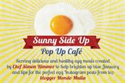 British Lion Eggs to host 'Sunny Side Up' café