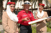 Emirates: official partner of ICC through to 2015
