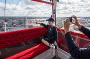The Emirates Air Line and K'Nex challenge will take place on 31 July