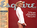 Esquire: Britney feels she's 'too naked'