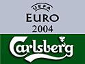 Carlsberg first to sponsor Euro 2004