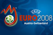 Euro 2008: officially partnered with JVC