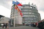 European Parliament: nipple ad causing storm