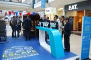 Eurostar launches VR experience for London shoppers