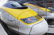 Eurostar: three-way pitch battle