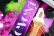 The Event Awards team went on tour yesterday giving out free ice creams to agencies