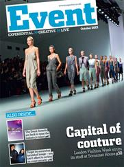 Event in print: October issue