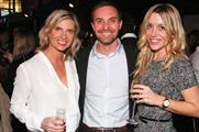 Guests at last night's Event 100 Club reveal and Christmas party