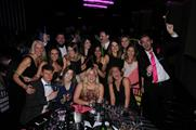Guests attend The Event Awards 2016 and party into the night