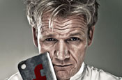 'Gordon Ramsay's F Word': hits series high on C4