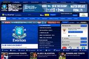 Everton FC: digital site gets a revamp next year