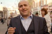 Moneysupermarket: Omid Djalili fronts ad campaign