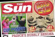 The Sun: holidays fom £15