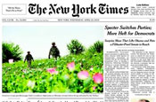 New York Times: discusses pay cuts