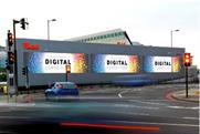 Ocean Outdoor: Holland Park Roundabout digital outdoor site