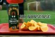 John's Smith's 'No Nonsense' campaign, starring Kay