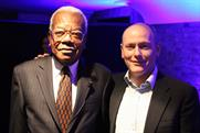 UM Wave6: Sir Trevor McDonald and the not quite yet peer of the realm Jim Hytner of Initiative
