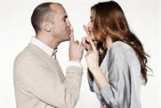 Capital FM's Johnny Vaughan and Lisa Snowdon