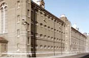 Wormwood Scrubs: HM prison