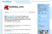 Bmibaby_com: attracts Twitter followers