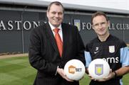 188Bet takes on Aston Villa sponsorship