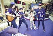 The Crispello band turned shoppers' stories into song