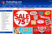 TheToyShop.com: email marketing