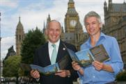 Jonathan Edwards kicks off London 2012 Discovering Places campaign