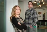 Alice Huntley (l) and David Murray