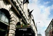 Starwood group: Le Meridien Hotel in London