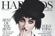 Harrods Magazine: luxury department store launches Harrods Media division