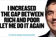 Brown bashing: PM's record attacked in latest Tory posters
