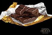 Giant Green & Blacks chocolate bar to be built in Trafalgar Square
