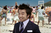 Halifax sticks to ad course post merger