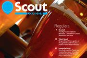 Scout London: free listings guide launches in April