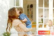 Stacey Solomon stars in latest Iceland campaign