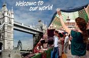 Visit London: North American marketing push
