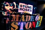The Stone Roses premiere was held at Victoria Warehouse last night